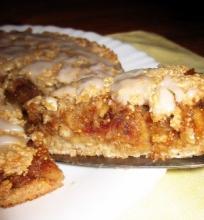 Liesutis figų pyragas