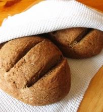 Iecavos linų duona