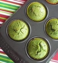 Žaliosios arbatos keksiukai
