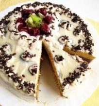 Mamos gimtadienio tortas