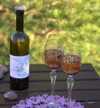 Rabarbarų vynas