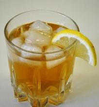 Gaivusis mėtų gėrimas