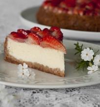 Graikiško jogurto tortas
