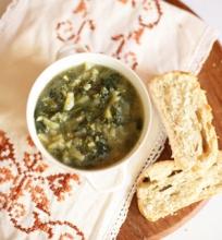 Itališka dilgėlių sriuba