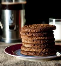 Kapučino sausainiai