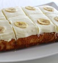 Bananų pyragas