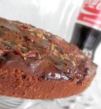 Šokoladinis Coca-colos pyragas
