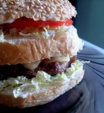 Naminis burgeris