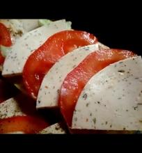 Mocarelos sumuštiniai