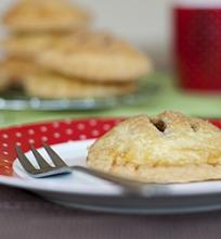 Obuolių pyragėliai