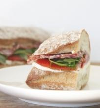Ciabatta sumuštinis