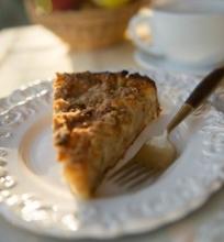 Obuolu pyragas