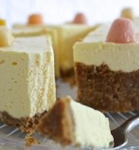 Citrininis maskarponės pyragas