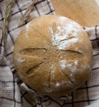 Pilno grūdo duonelė