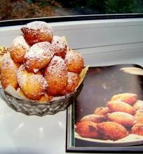 Varškės spurgos pagal Beatą