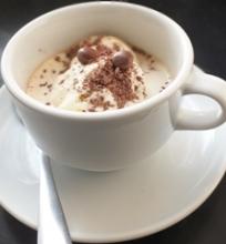 Espresso sundae