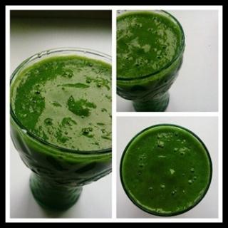 Pats skaniausias žaliasis kokteilis