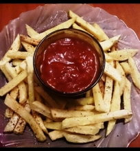 Bulvytės fry