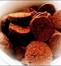 Kakaviniai sausainiai su šokolado gabaliukais