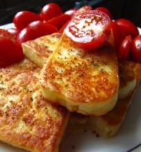 Keptas naminis sūris