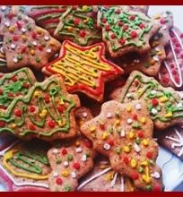 Patys skaniausi imbieriniai sausainiai