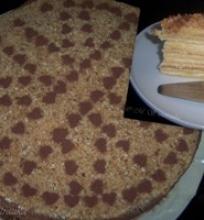 Skanusis medaus tortas