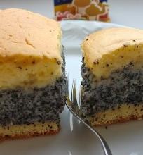 Vokiškas aguonų pyragas