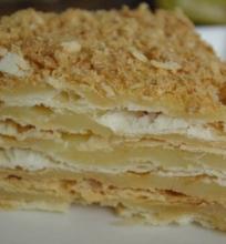 Tortas – Napoleonas