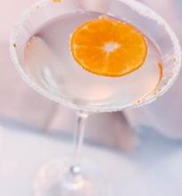 Imbierinis martini