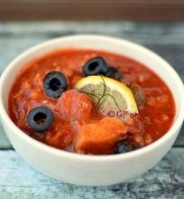 Šiupininė sriuba – solanka