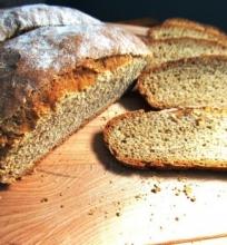 Naminė duona su raugu