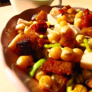 Avižirnių salotos