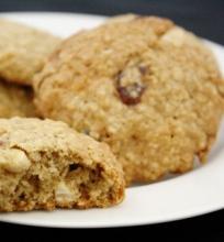 Minkšti Avižinių Dribsnių Sausainiai