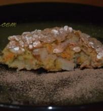 Obuolių ir morkų pyragas