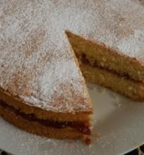Saldus Viktorijos sumuštinis-pyragas
