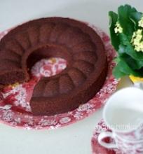 Velykinis meniu ir šokoladinis pyragas