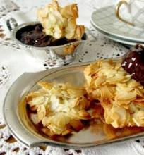 Migdolų riekelių sausainiai