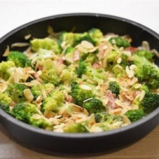 Brokolių troškinukas