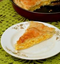 Užkandinis pyragas su moliūgu