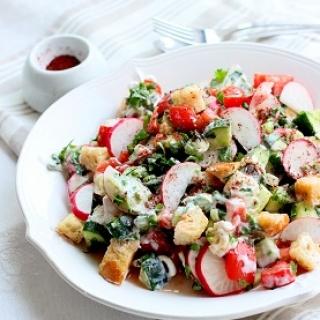 Arabiškos salotos