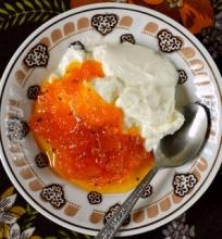 Moliūgų ir apelsinų džemas