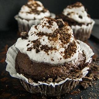 Šokoladinis Grikių Pyragėlis