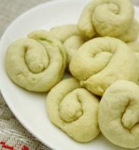 Sausainiai su Avokadu ir Žaliąja Citrin