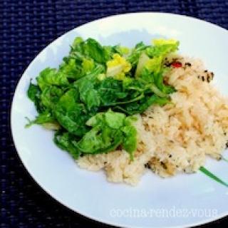 Krevečių ryžiai