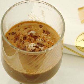 Saldus Karštas Šokoladas