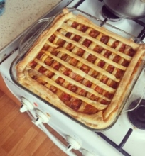 Vištienos pyragas