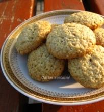 Avižų sėlenų sausainiai