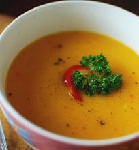 Kreminė moliūgų sriuba