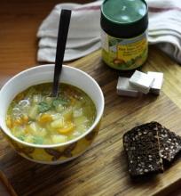 Sodri daržovių sriuba