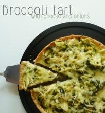 Tarta su brokoliais